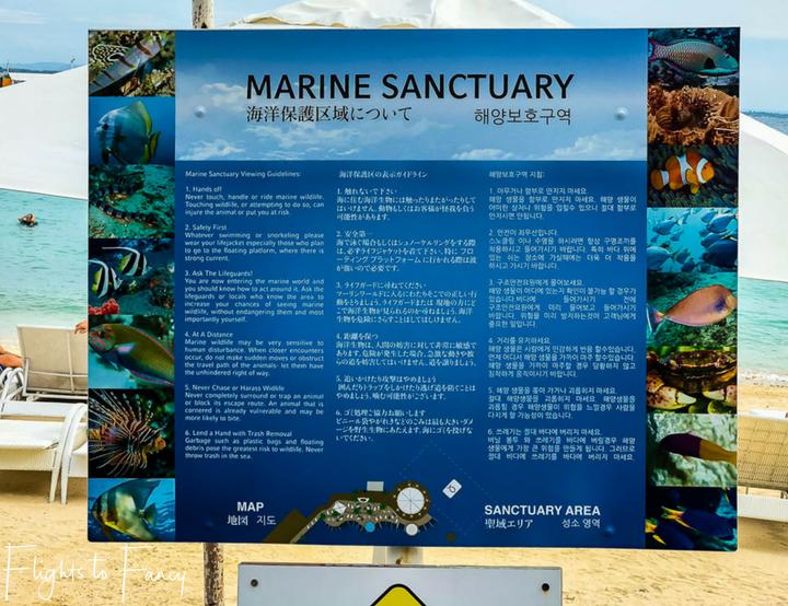 Marine Sanctuary at Mactan Island Beaches - Flights to Fancy