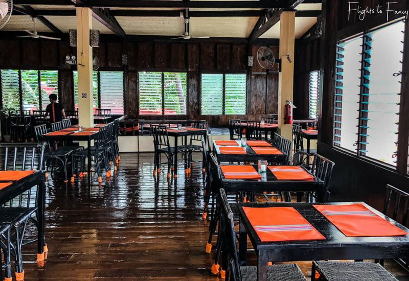 Trattoria Altrove Coron Dining Room
