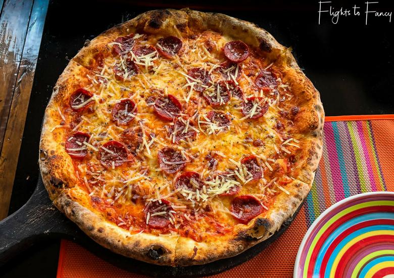 Worlds Best Pizzas: Trattoria Altrove El Nido