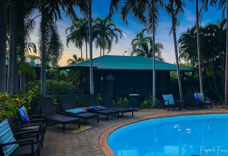 Palms City Resort Darwin Holiday Apartments