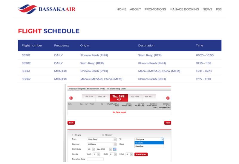 Bassaka Air Review Update