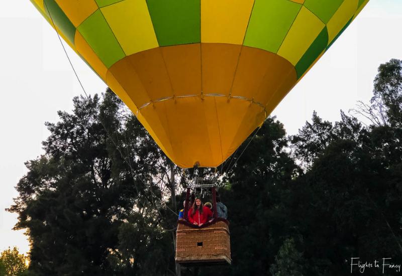 Canberra Balloon Festival Lift Off