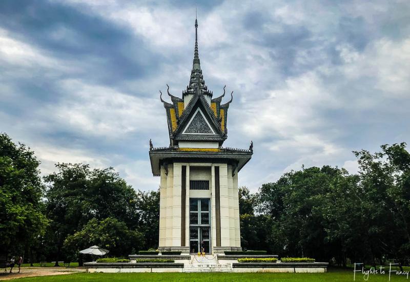 Choeung Ek Phnom Penh - The Killing Fields
