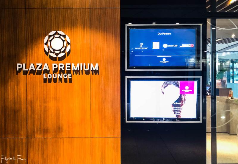 Entry to Plaza Premium Lounge Phnom Penh Airport