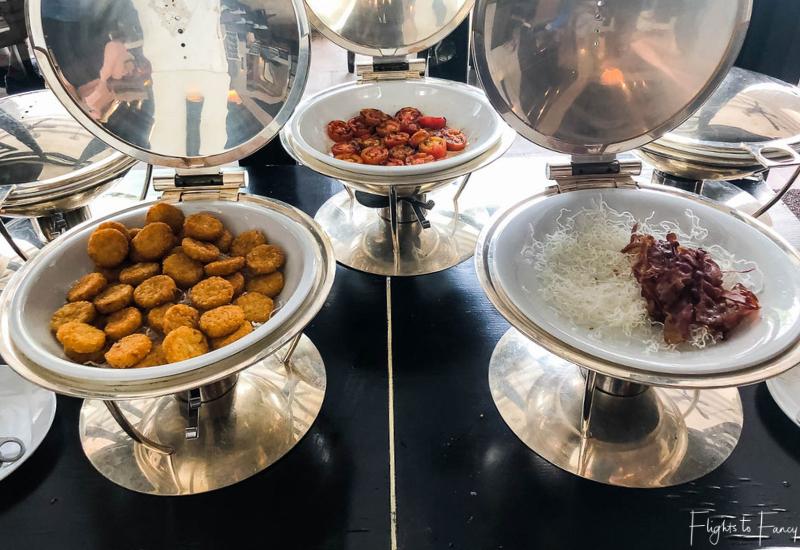 Hot Siem Reap Breakfast Buffet @ Park Hyatt