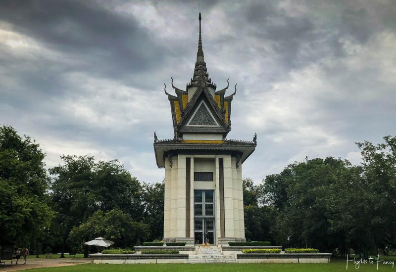 Transport in Phnom Penh - Choeung Ek Genocidal Center (The Killing Fields)