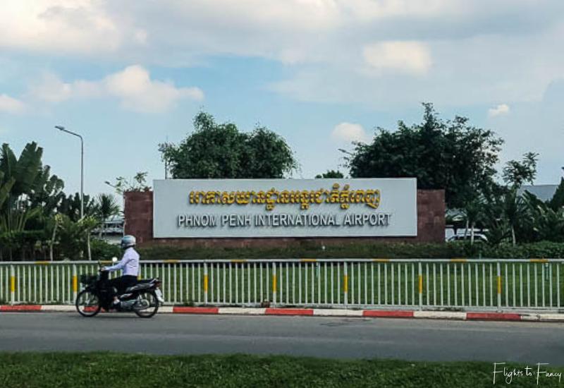 Transport in Phnom Penh - Phnom Penh International Airport