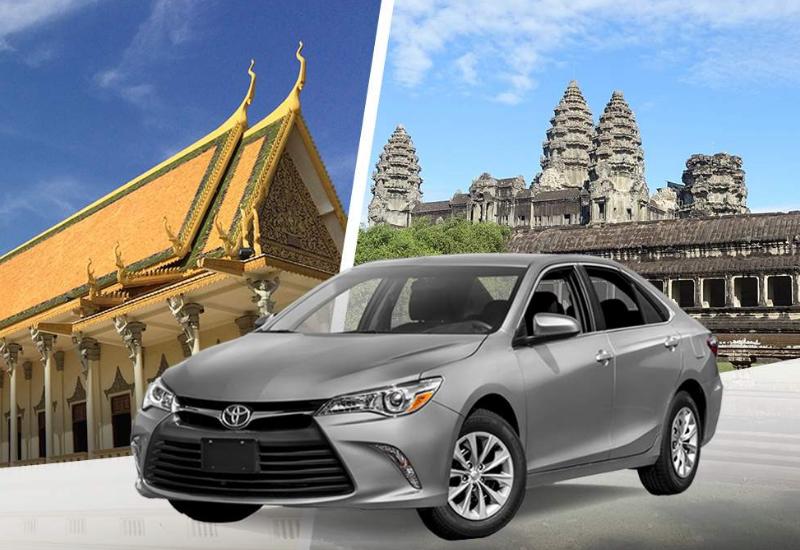 Transport in Phnom Penh - Private Driver