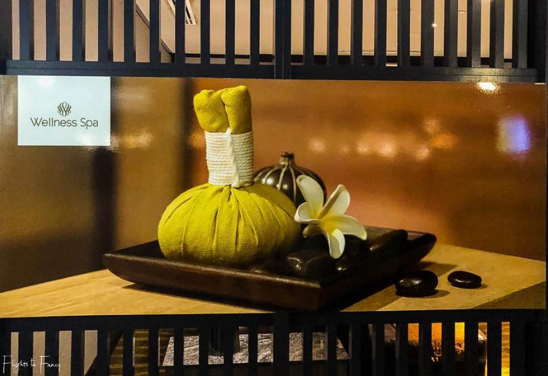 Wellness Spa at Plaza Premium Lounge Phnom Penh Airport