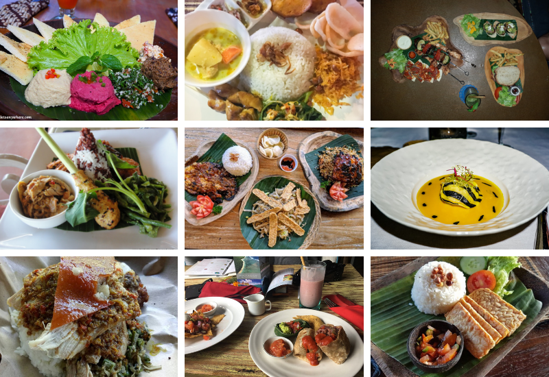 Best Ubud Restaurants