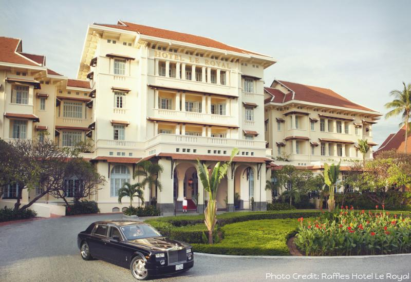 Raffles Hotel Le Royal Phnom Penh