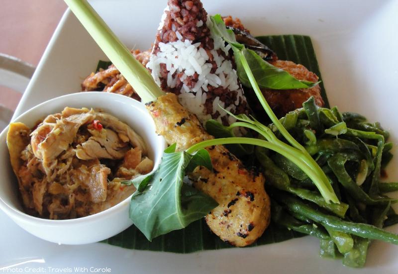 Restaurants in Ubud: Indus
