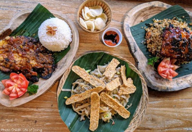 Warung Pandok Madu Ubud Restaurant