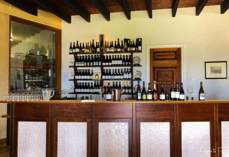Best Wineries In Tasmania - Stefano Lubiana Bar