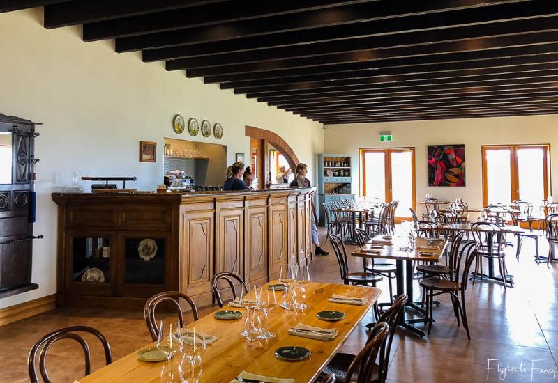 Best Wineries Tasmania: Stefano Lubiana Wines Restaurant