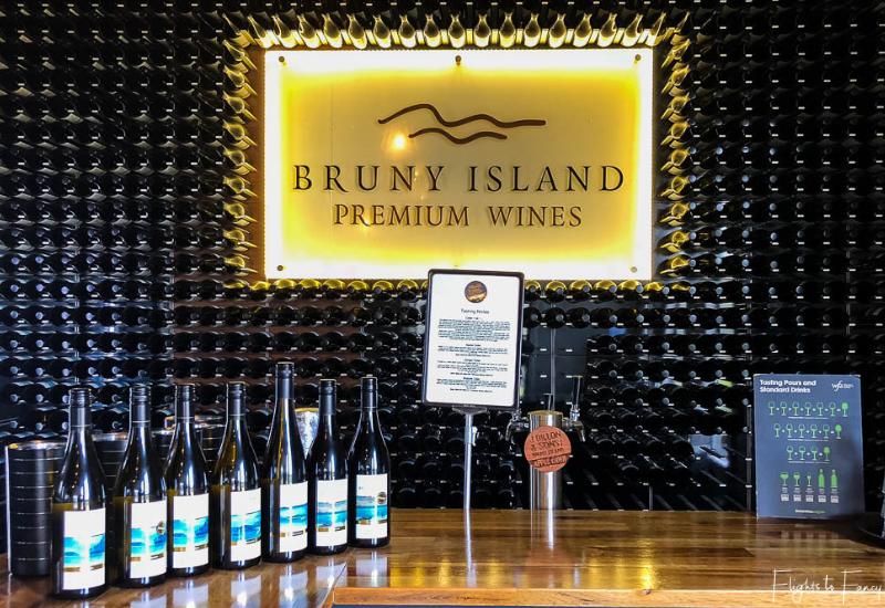 Bruny Island Premium Wines Bar