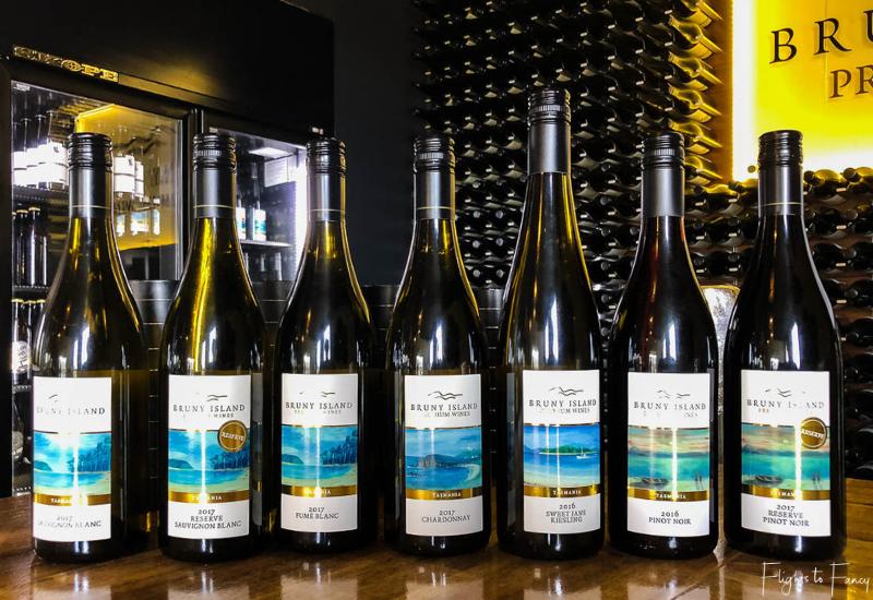 Bruny Island Premium Wines Range