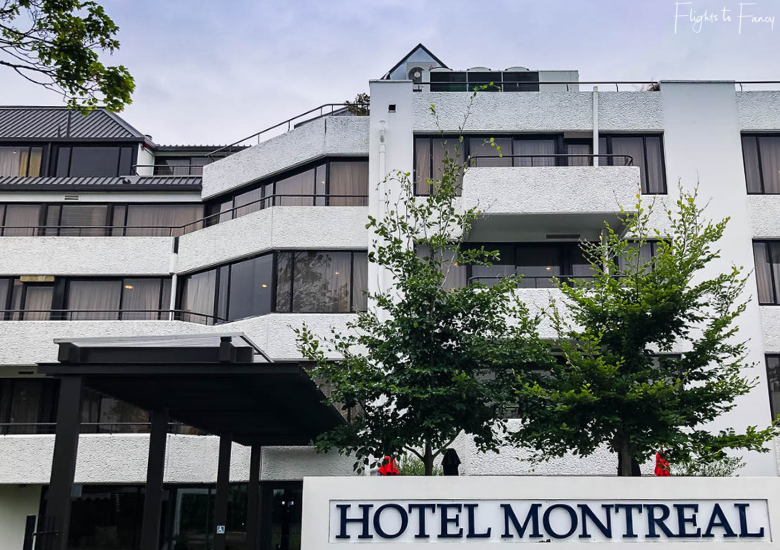 Hotel Montreal Christchurch
