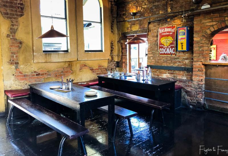 Winnies Queenstown Restaurant Interior