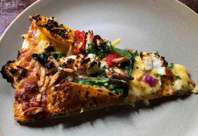 Winnies Queenstown Zucha Pizza Slice