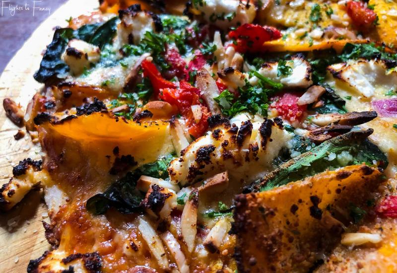 Winnies Queenstown Zucha Pizza