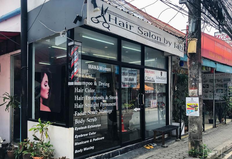 Hair Salon by Jah Lamai Koh Samui