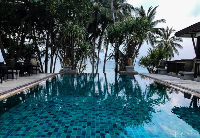 Infinity Pool Impiana Resort Chaweng Noi