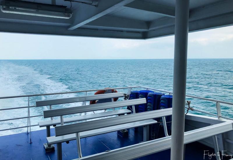 Lomprayah Ferry Koh Samui