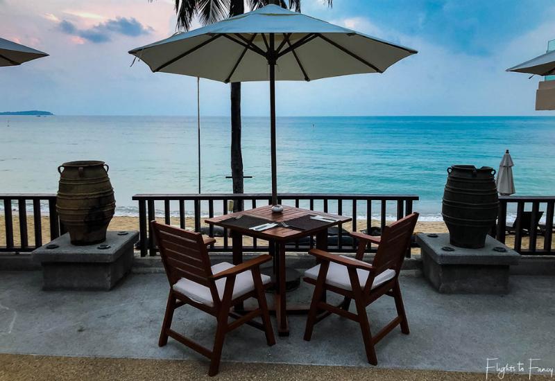 Sabai Restaurant Impiana Resort Chaweng Noi