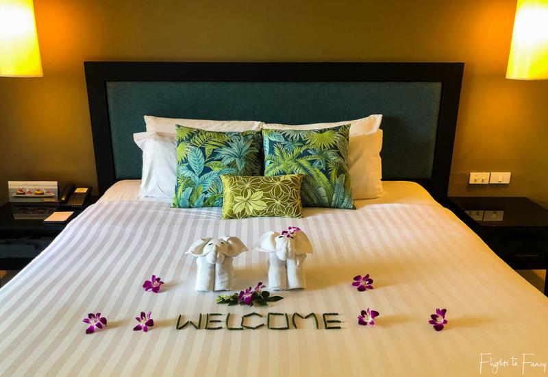 Superior Seaside Room Impiana Resort Chaweng Noi Koh Samui