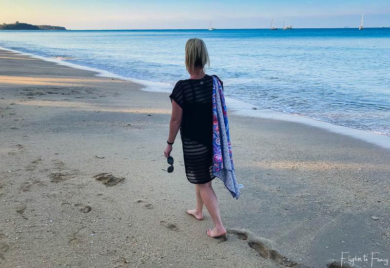 Cosmic Dream Tesalate Beach Towel in Koh Lanta Thailand