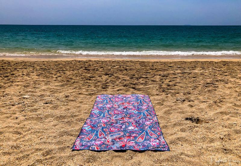 Tesalate Beach Towel Pra-Ae Beach Koh Lanta