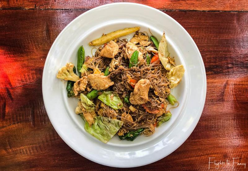 Best Restaurants Koh Lanta - Thai Cat
