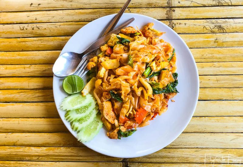 Koh Lanta Restaurants - Malina's Kitchen