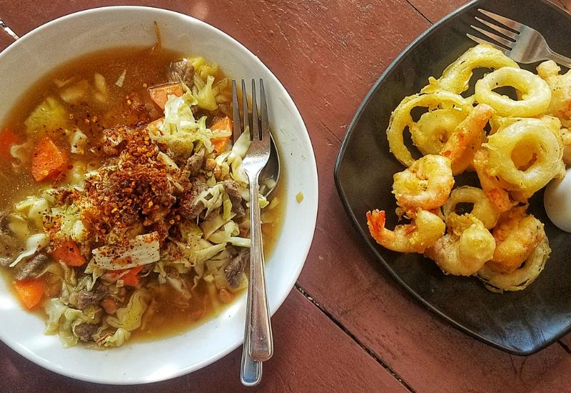 Koh Lanta Restaurants - Mamas Style
