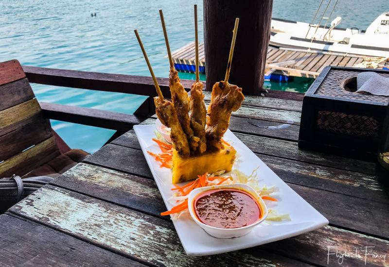 Koh Lanta Restaurants - Moo Uan (Fat Pig) Koh Lanta