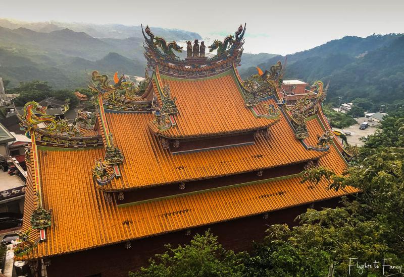 Taipei Itineraries: Juifen