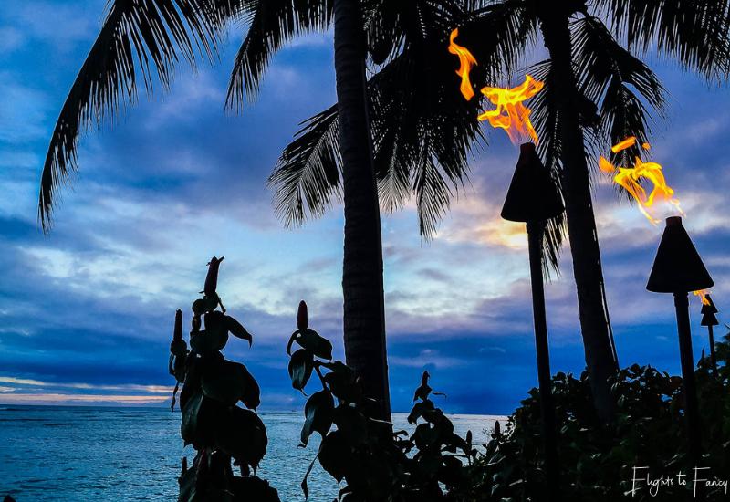 Sunset @ Rumfire Waikiki