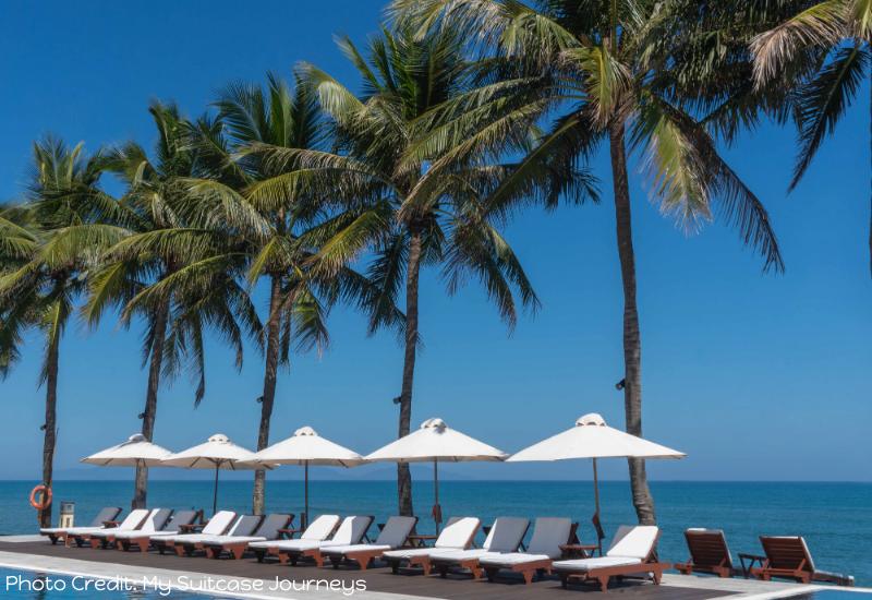 Where to stay in Hoi an: Victoria Hoi An Beach Resort & Spa