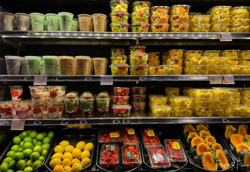 ABC Stores Deli Waikiki Fresh Fruit