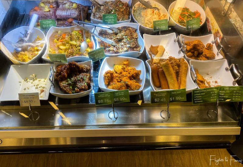 ABC Stores Deli Waikiki Hot Food Bar