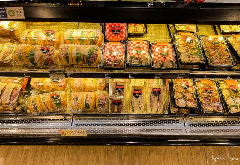ABC Stores Deli Waikiki Sandwiches & Wraps