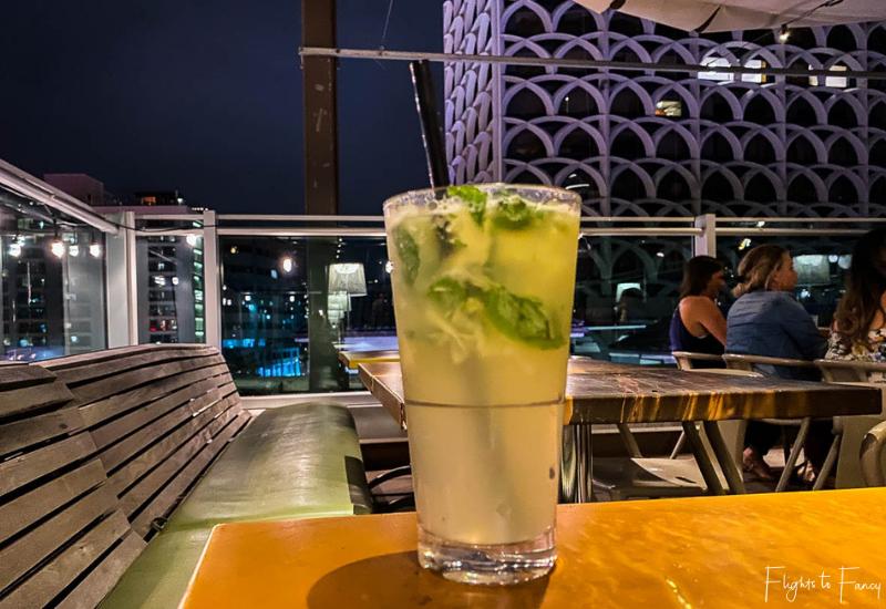 Waikiki Happy Hours: Buho Cocina Y Cantina Pineapple Mojito