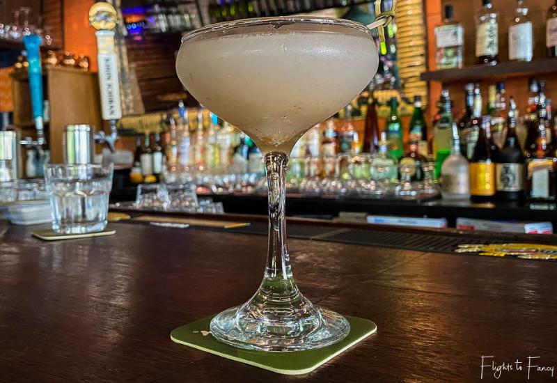 Doraku Waikiki Happy Hour Lychee Martini