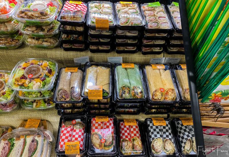 Duke's Lane Market & Eatery - Wraps