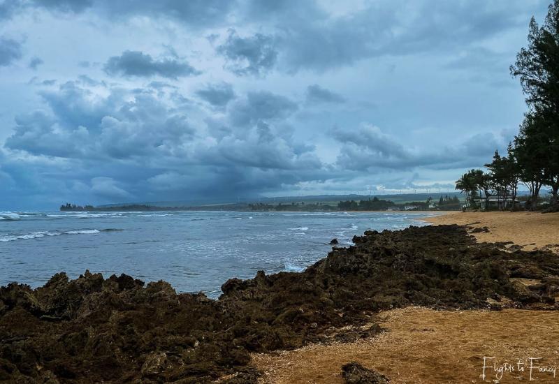 Haleiwa Alii Beach Park Oahu