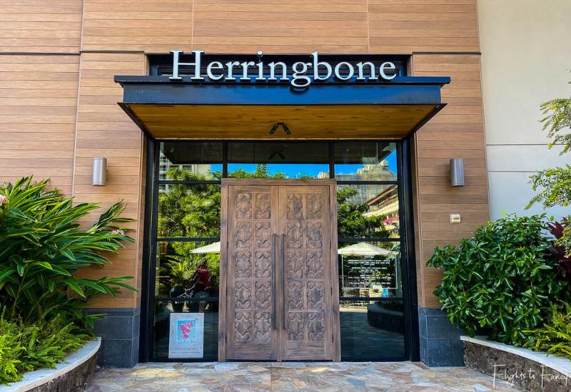 Herringbone Waikiki Exterior
