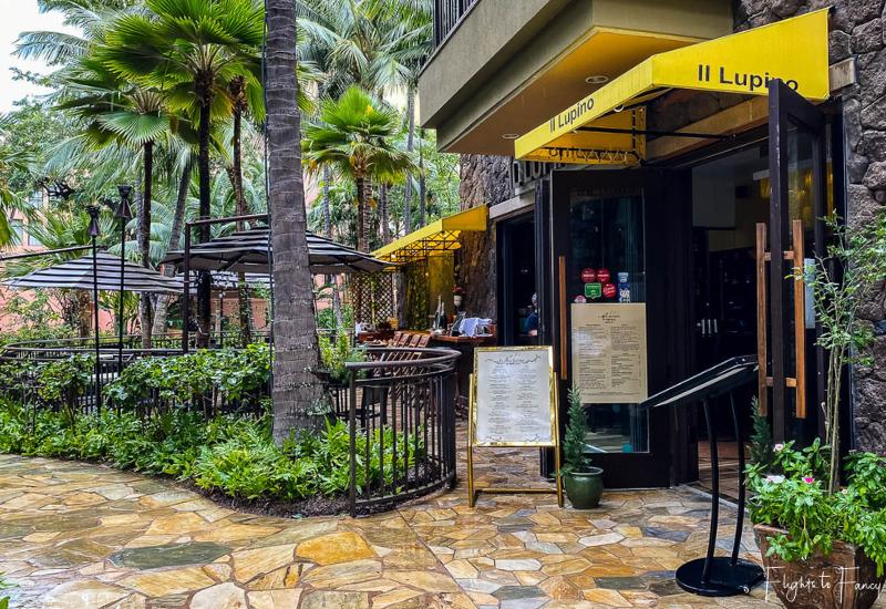 Il Lupino Waikiki Exterior