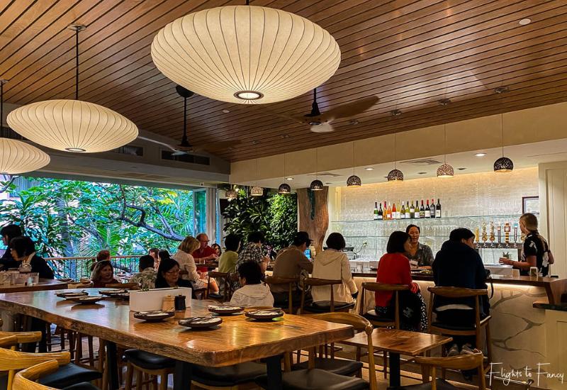 Island Vintage Wine Bar Waikiki