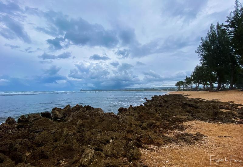 Kaiaka Beach Park Oahu